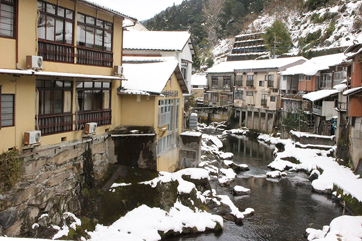 雪の湯の鶴温泉
